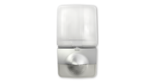theLeda P12 AL LED spotlight with motion detector