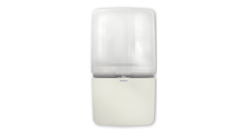 theLeda P12L WH LED spotlight without motion detector